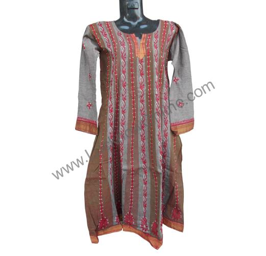 Ladies Top/ Kurti -ANARKALI